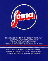Foma variable contrast photo papers (50x60cm/10) semi-matt
