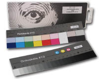 Test card set Q13 compatible